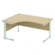 Baseline 1600 crescent desk