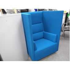 OFFECCT FLOAT HIGH LARGE EASY CHAIR