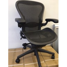 Herman Miller Aeron, New Seat & Parts, Very good  condition.