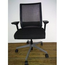 Steelcase Think Task Chair in Black