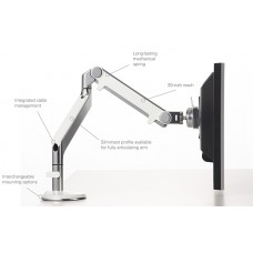 Humanscale M2 Monitor arm  New